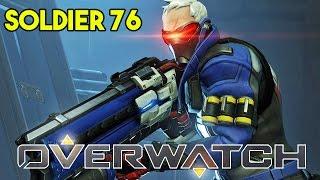 Overwatch Soldier 76 Gameplay Deutsch German - Wir sind Soldier 152