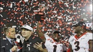 Top Georgia Football Moments of the 2010s