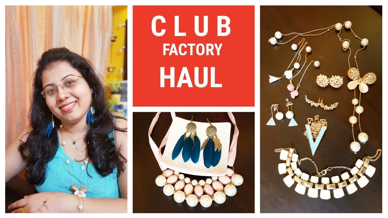 Club Factory Haul Review Online Ping In India Jewellery Accessory Maitreyee S Pion