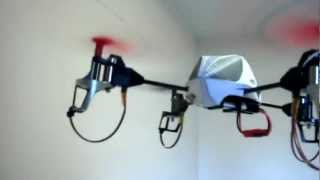 WLtoys V929 Beetle Ladybird Quad - Indoor Flight #2