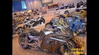 beutiful cars and bikes in UAE 2013