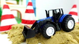 Neue Aufgaben für die #HelferAutos 🚒 #Spielzeugautos löschen das Feuer 🚗 Video für Kinder