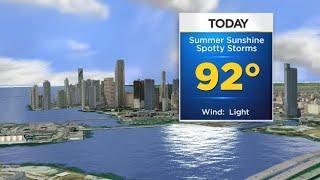 CBSMiami.com Weather @ Your Desk 9-19-17 1PM thumbnail