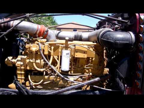 Engine Start CAT 3406B 14.6L 425hp