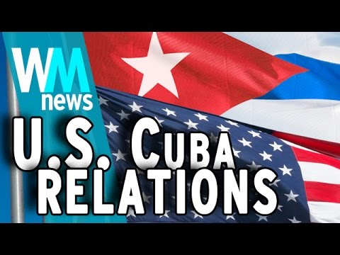 10 U.S. Cuba Relations Facts - WMNews Ep. 12