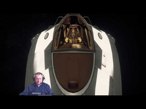 Star Citizen - An hour or so non linear gameplay
