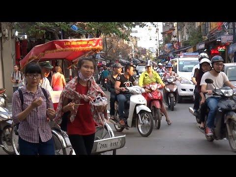 Hanoi, Vietnam, Street Food in Vietnam, Hà Nội