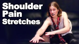 Shoulder Pain Treatment & Rehab Stretches - Ask Doctor Jo