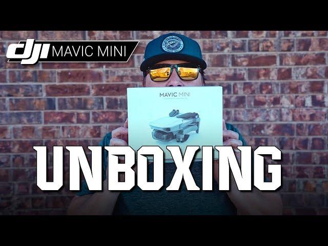 DJI Mavic Mini / UNBOXING!