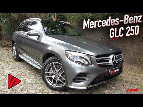 Avaliação Mercedes Benz GLC 250 | Canal Top Speed
