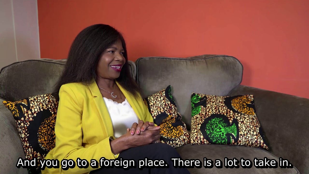 Don't keep seeing yourself as a foreigner, says Chika Udezue, the Black and Minority Ethnic leader