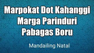 Marhata-hata Marpokat Kahanggi Dot Mora Marga Parinduri | Giot Mambaen Horja, Mandailing  Part 4 MP3
