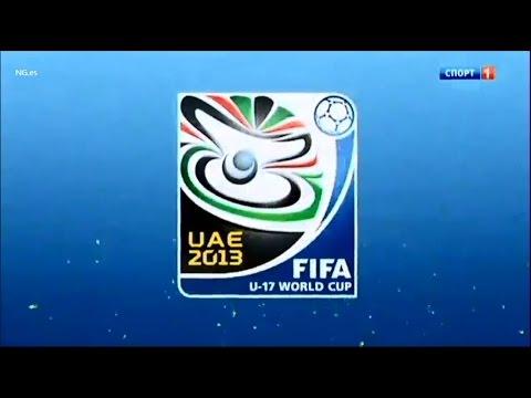 FIFA U-17 World Cup United Arab Emirates 2013 Intro