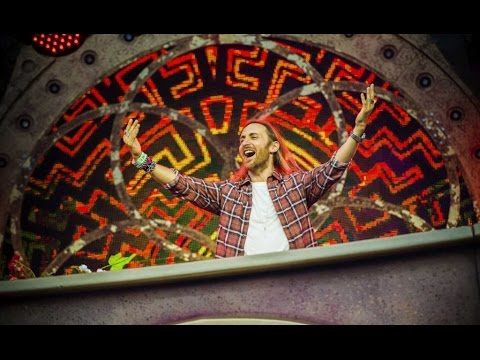 David Guetta Tomorrowland
