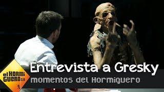 La misteriosa criatura que se escondía en 'El Hormiguero 3.0' - El Hormiguero 3.0