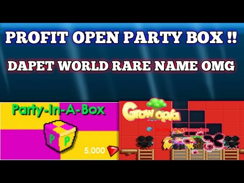 How To Profit For Anniversary Week 2021 Update Easy Profit Growtopia Indonesia Youtube
