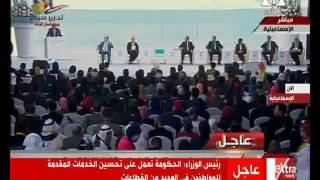 فيديو.. رئيس الوزراء يوجه رسالة إلى الشعب