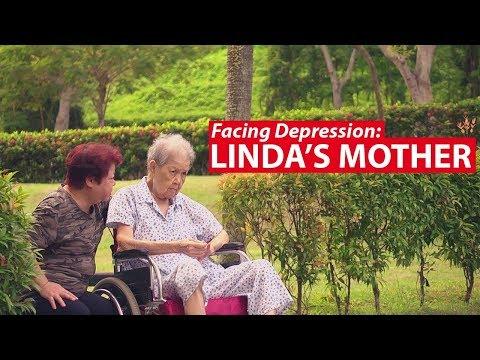 Facing Elderly Depression: Linda's Mother | CNA Insider