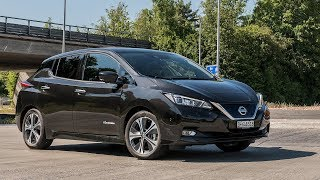 Nissan Leaf Tekna - Test de voiture