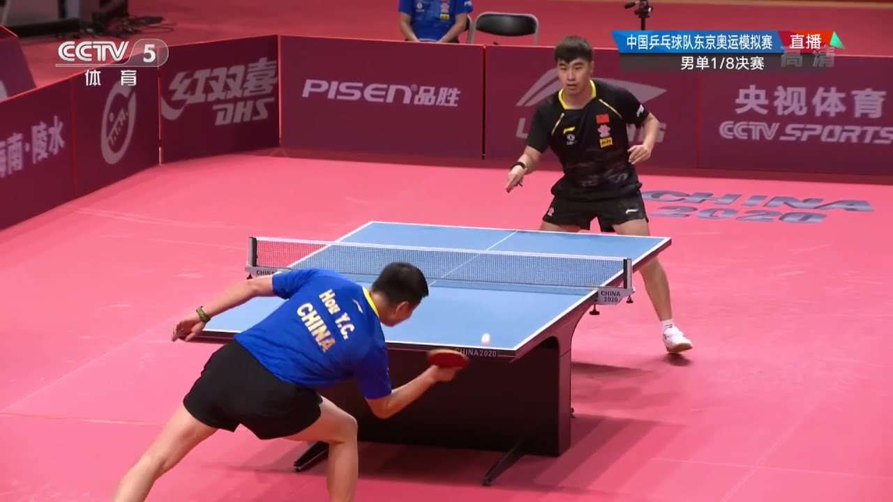 Download FULL MATCH | Hou Yingchao vs Yan An | 2020 China Warm-Up Matches for Olympics