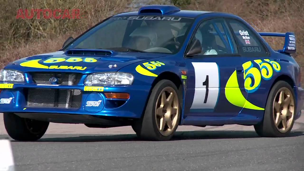 Subaru Rally Special By Autocar Co Uk Youtube