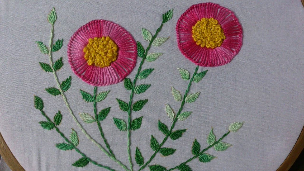 Buttonhole Stitch Embroidery Designs | www.pixshark.com ...