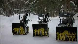 Снегоуборочная техника Champion(, 2012-10-12T15:30:24.000Z)