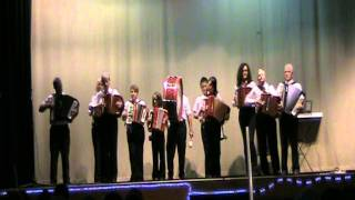 Ballyronan Accordion Band - Hymns - Ballyronan LOL No 7 Charity Evening
