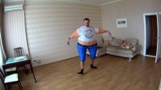 Костюм сумо для смешных фото