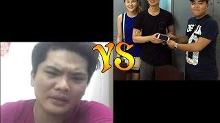 Hiệp Sĩ Nguyễn Việt Sin đại chiến Hot Face Lee Huỳnh