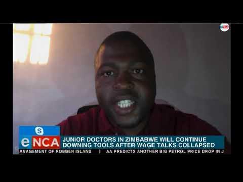 Zimbabwe | Junior doctors continue strike
