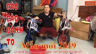Lắp Ráp 3 Xe Cào Cào Mini 50cc Mẫu Mới 2019 I Shop 68 ☎️ :0973347626