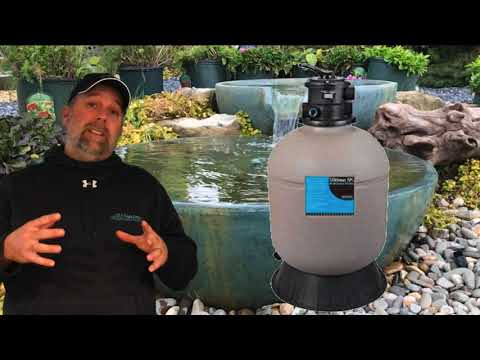 How Do I Prepare My Fish Pond's Filtration System For The Winter Months? |Long Valley, NJ