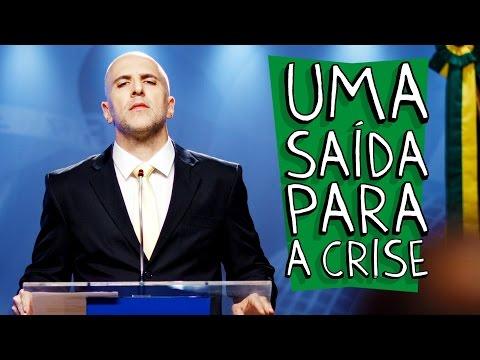 UMA SAÍDA PARA A CRISE
