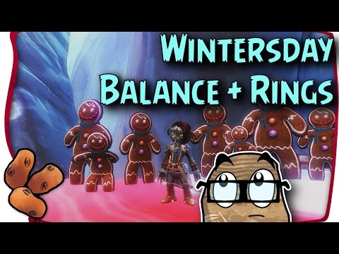 Guild Wars 2 - Wintersday and Season 5 Have Arrived | Ruriks Engagement Ring Found!