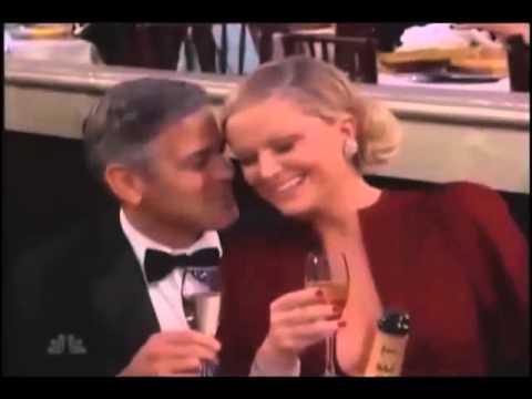 Amy Poehler on Clooney!
