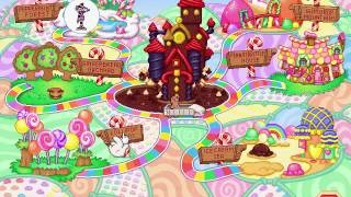 lets play candy land adventure part 1