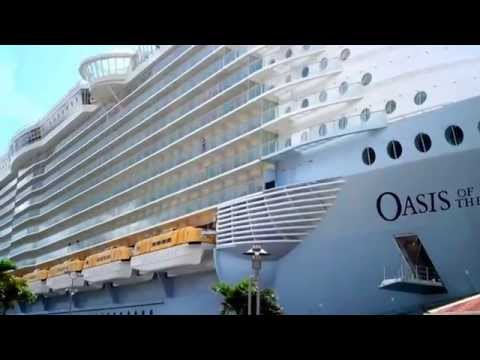 Local Tour: Charlotte Amalie St Thomas US Virgin Islands Oasis of the Seas