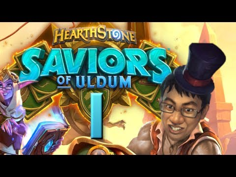NEW EXPANSION! NEW CARDS! 🤩🤩 | Saviors Of Uldum | Hearthstone