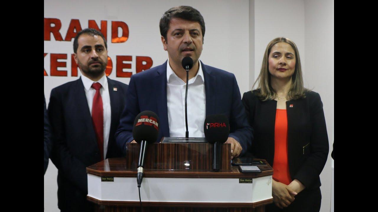CHP Milletvekili Adayları Basın Mensuplarıyla Biraraya Geldi
