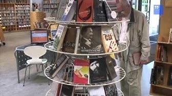 Kirjastoesittelyt: Munkkiniemen kirjasto