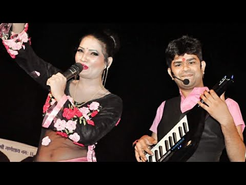 Bhole Ho Gaye Tanatan Live Bhopal,भोले हो गए टनाटन लाइव भोपाल,2017 superhit Song Shahnaaz Akhtar....