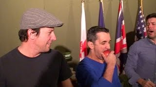 Bastogne, Band Of Brothers Actors Reunion 2016