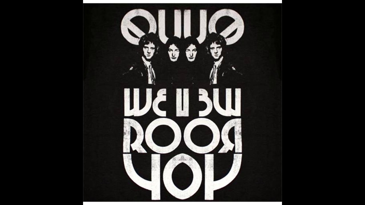 We Will Rock You But It S Split Into Stomps And Claps