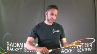 li ning windstorm 500 badminton racket review