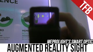 an Augmented Reality Sight? The Self-Zeroing Foresight Smart Optic from Meprolight SHOT Show 2020