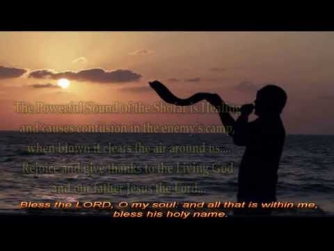The Powerful Sound of the Shofar 'Heavenly call'
