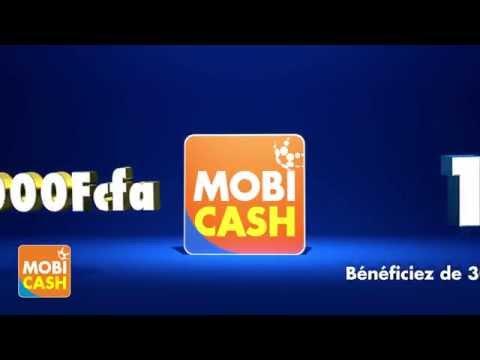 Spot Relance MOBICASH Gabon Télécom