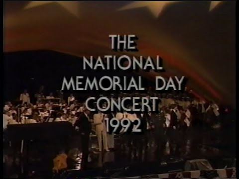 The National Memorial Day Concert(1992)