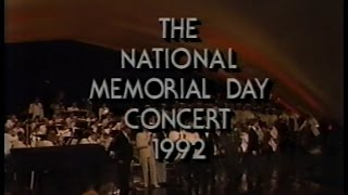 The National Memorial Day Concert  (1992)